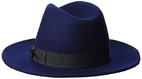 FORVERT Damen Dundee Hat, Navy, M