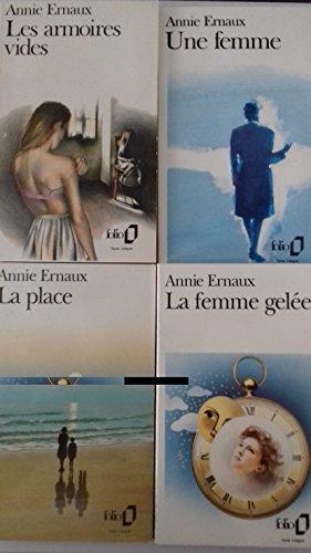 Ernaux, coffret 4 volumes