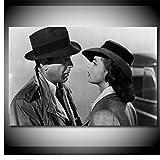 wzgsffs Black & White Casablanca Film Liebe Romantik Bild