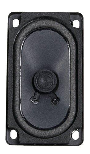 Visaton SC 5.9 Lautsprecher, 10 W, schwarz, universal, 10 W, 15 W, 130-20.000 Hz, 8 Ohm