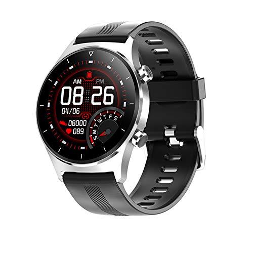 MMFFYZ Pulsera Deportiva De Deportes Completo Hombre Hombre SmartWatch Electronics Smart Relk para Android iOS Fitness Tracker Bluetooth Smart-Watch(Color:Z)