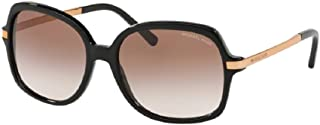 Michael Kors MK2024 ADRIANNA II Square Sunglasses For Women +FREE Complimentary Eyewear Care Kit