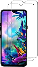 for LG G8X ThinQ/LG V50S ThinQ 5G Screen Protector, HD Anti-Scratch 9H Hardness Screen Tempered Glass for LG G8X ThinQ/LG V50S ThinQ 5G [2-Pack]