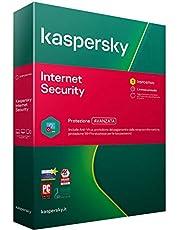 Kaspersky Internet Security 2021 | 1 Dispositivo | 1 Anno | PC / Mac / Android | Codice di attivazione via posta