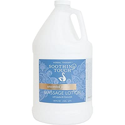 Soothing Touch Unscented Jojoba Massage Lotion