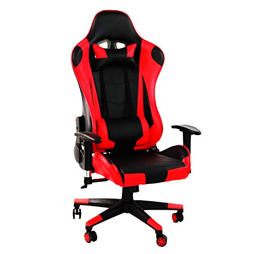 YJCFurniture Gaming Chair Racing Office Computer Game Chair Ergonomic...