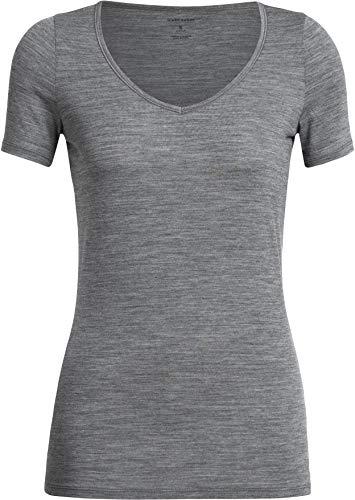 Icebreaker, Siren korte mouw, functioneel shirt voor dames