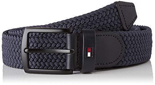 Tommy Hilfiger Denton Elastic 3.5 Cintura, Blu (Blue Cjm), (Taglia Produttore: 105) Uomo