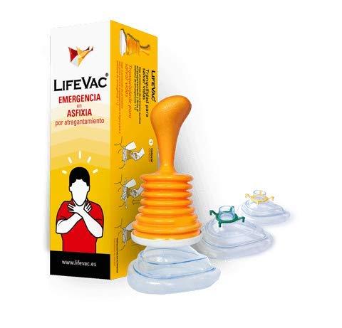 Pack antiasfixia Lifevac