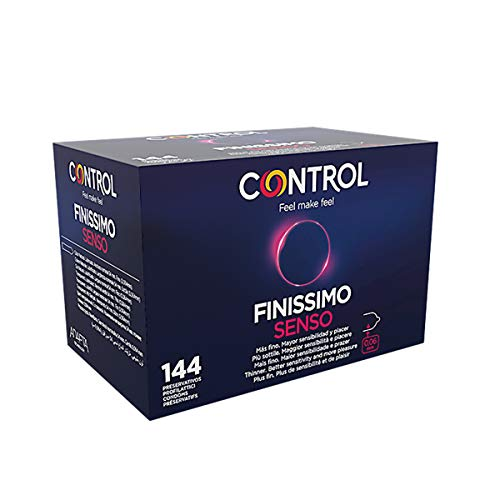 CONTROL Männliches Kondom in Safer Sex 1er Pack(1 x 0.475 g)