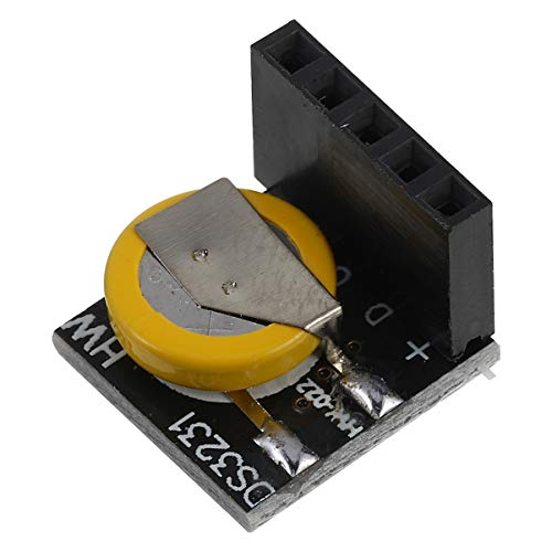 ULTECHNOVO DS3231 IIC High-Precision Real Time Clock - DS3231 RTC Real Time Clock Module