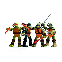 "From:Teenage mutant ninja turtles,use for children girls boys kids Material: High Quality Pvc Plastic Material Size:4 Pcs 12CM/4.7"" Teenage mutant ninja turtles figure brand new Uses: Collection, decoration, decoration, gifts, toys,this is a good cho..."
