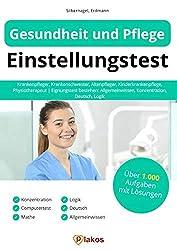 Einstellungstest Krankenschwester