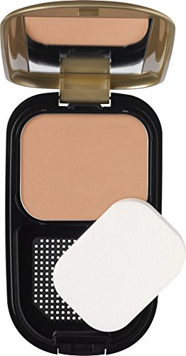 Max Factor Facefinity Compact Make-up 6 Golden, 1er Pack (1 x 10 ml)
