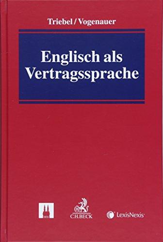 Englisch als Vertragssprache: Fallstricke und Fehlerquellen