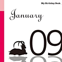 1月9日 My Birthday Book