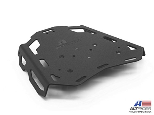 AltRider AT16-2-4000 Rear Luggage Rack for the Honda CRF1000L Africa Twin - Black