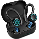 Wireless Earbuds Headphones Aoslen Wireless Sports Earphones Bluetooth Headphones In Ear 5.0