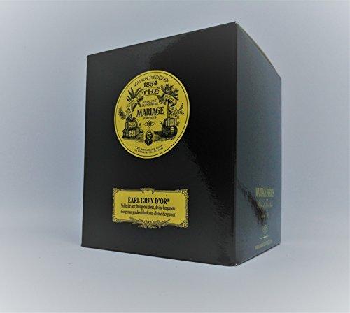 Inconnu Mariage Frères - Earl Grey d'or (Nouveau!!) - Boite 100gr