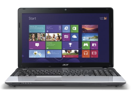 Acer TravelMate P253-M 15.6-inch Notebook (Intel Core i5 2.6GHz, 4GB RAM, 500GB HDD, DVDSM DL, LAN, WLAN, Bluetooth, Webcam, Integrated Graphics, Windows 7 Pro 64-Bit (with Windows 8 Professional 64 bit Media Upgrade)