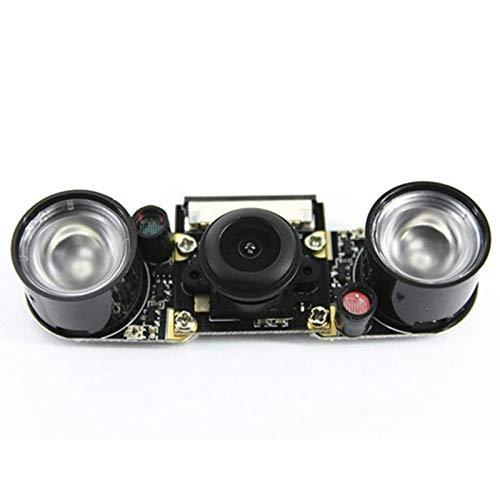 Andifany Intelligent Raspberry Pi Infrarot Nacht Kamera Modul 5 Mp Weit Winkel 130 Grad Fisch Auge Kamera Mit Infrarot Ir Sensor Led Licht