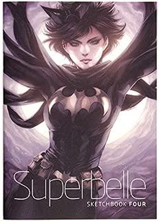 Superbelle Sketchbook 4