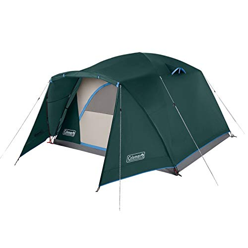 Coleman Camping Tent | Skydome Tent with Full Fly...