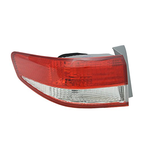 03 honda accord 2dr taillights - 4