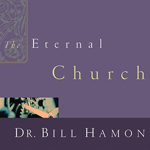 Eternal Church audiobook cover art