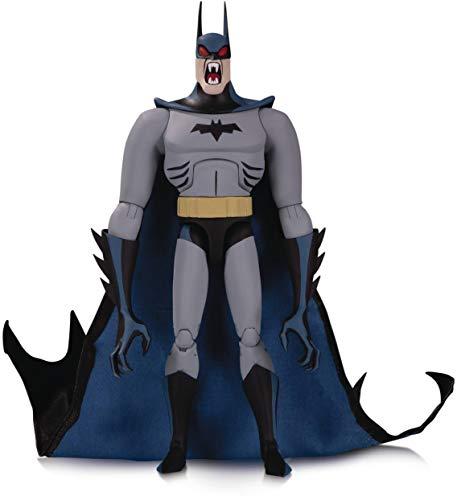 DC Collectibles Batman The Adventures Continue: Vampire Batman Action Figure, Multicolor