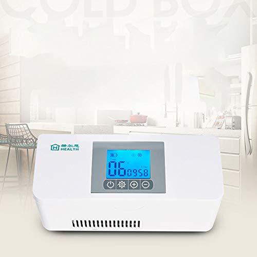 Metermall Home Draagbare diabetische insuline-opslag Koelbox Mini USB-koelkast voor op reis