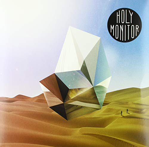 Holy Monitor (Clear/Copper Mar [Vinyl LP]