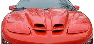 Extreme Dimensions Duraflex Replacement for 1998-2002 Pontiac Firebird Trans Am WS-6 Hood - 1 Piece