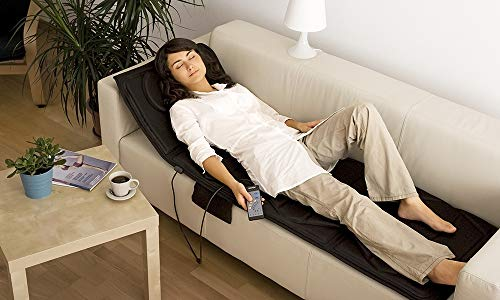 JOCCA Full Body Massage Mattress with Soothing Heat Therapy