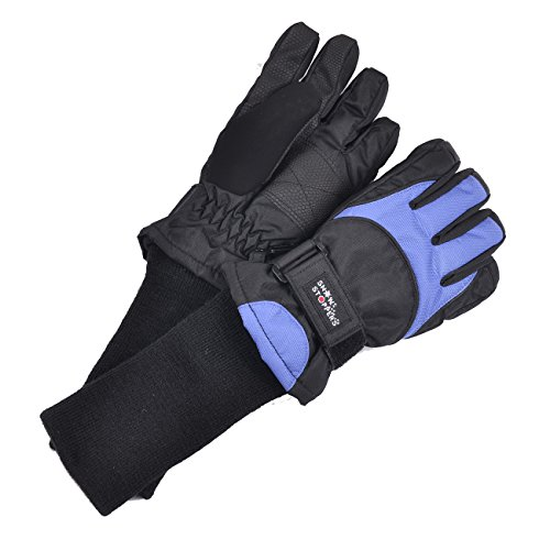 SnowStoppers Kid's Waterproof Ski & Snowboard Winter Gloves...