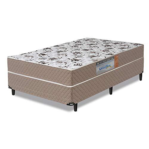 Cama Box Solteiro 0,88 em molas ensacadas - Umaflex Granada