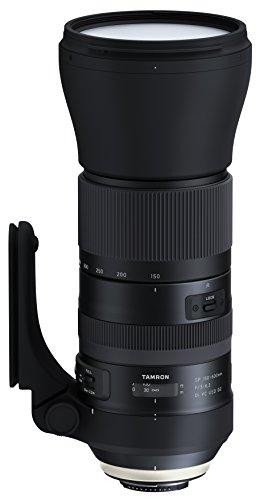 Tamron SP 150-600mm F/5-6.3 Di VC USD G2 Nikon schwarz
