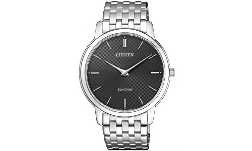 CITIZEN Herren Analog Quarz Uhr mit Edelstahl Armband AR1130-81H