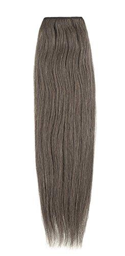 American Dream Remy 100% cheveux humains 35,6 cm soyeuse droite Trame Couleur 8 – des petites souris Marron