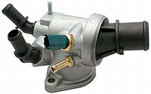 HELLA 8MT 354 776-531 Thermostat, liqiuide de refroidissement - Température d'ouverture: 88°C - avec joint d'étanchéite/avec transmetteur de température