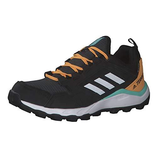 adidas Terrex Agravic TR GTX W, Zapatillas de Trail Running Mujer, NEGBÁS/FTWBLA/NARBRU, 36 2/3 EU