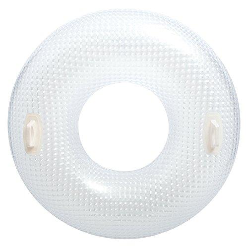 Intex - Rueda hinchable cristales brillantes, 114 cm diámetro (56264NP)