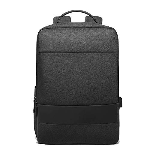 USB laadpoort voor laptop rugzak bedrijf, unisex waterdichte casual reizen rugzak, buiten, Student rugzak