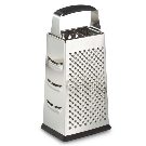 SALT™ 9-Inch Stainless Steel 4-Sided Grater | Bed Bath & Beyond