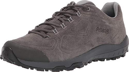 Asolo Women's Flyer Leather Hiking Shoe Beluga 7