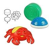 Giochi Preziosi Geomag - Baby Sea mini 4 piezas, juego de construcción (90)