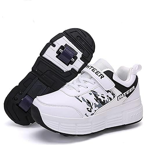 Zapatillas 2 Ruedas  marca XJBHD