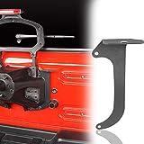 Hooke Road Wrangler JL CB Antenna Spare Tire Mount Bracket Compatible with Jeep Wrangler JL 2018 2019 2020 2021