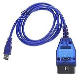 Cable de diagnóstico, escáner ECU Herramienta de cable de interruptor de 4 vías con disco Línea de diagnóstico automático del automóvil Interfaz USB Herramientas de diagnóstico del sistema del motor