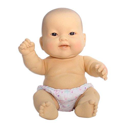 Lots to Love Poupée bébé 10 Pouces de poupée Asiatique